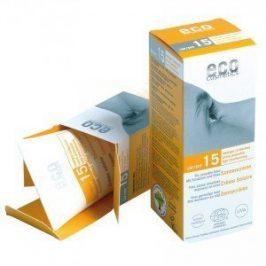 Eco Cosmetics Opalovací krém SPF 15BIO 75ml
