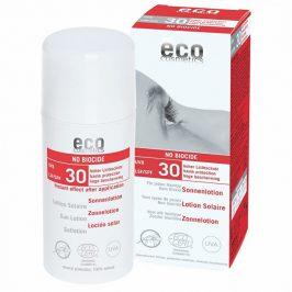 Eco Cosmetics ochranný sluneční krém s repelentem SPF30 100 ml