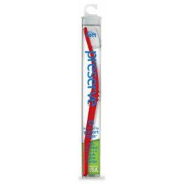 Preserve Zubní kartáček medium - červený
