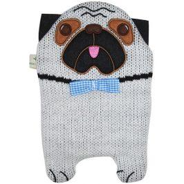 Hugo Frosch Eco Junior Comfort dětský termofor pes Mops