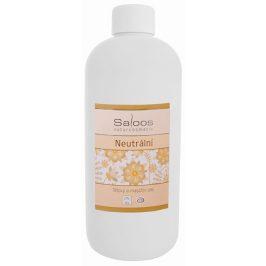 Saloos Bio tělový a masážní olej - Neutrální 250 ml