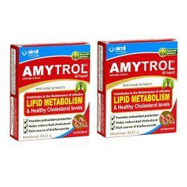 Aimil Pharmaceuticals AmytrolEU 60 kapslí + 60 kapslí ZDARMA