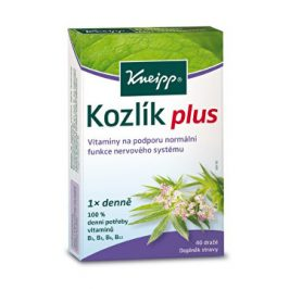 Kneipp Kozlík plus 40 tablet