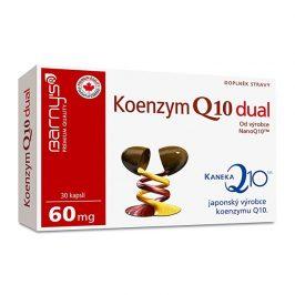 Barny´s Koenzym Q10 dual 30 kapslí