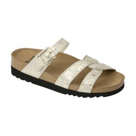 Scholl Zdravotní obuv CAMBERRA - platinum 37