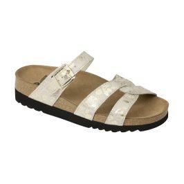 Scholl Zdravotní obuv CAMBERRA - platinum 40