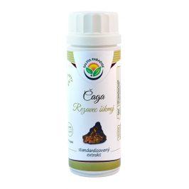 Salvia Paradise Čaga - Rezavec šikmý standardizovaný extrakt 100 kapslí