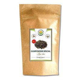 Salvia Paradise Zelený čaj Gunpowder - Zhu Cha 100 g