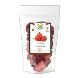 Salvia Paradise Jahody plátky mrazem sušené 120 g