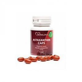 Bonaloka Astaxanthin Caps Pure 90 kapslí