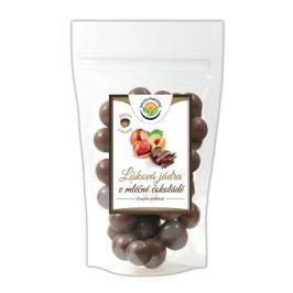 Salvia Paradise Lísková jádra v mléčné čokoládě 150 g