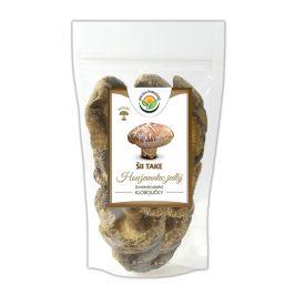 Salvia Paradise Šiitake - Shiitake kloboučky 1000 g