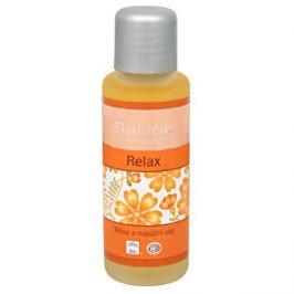 Saloos Bio tělový a masážní olej - Relax 125 ml