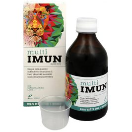 Omega Pharma MultiIMUN sirup 330 g