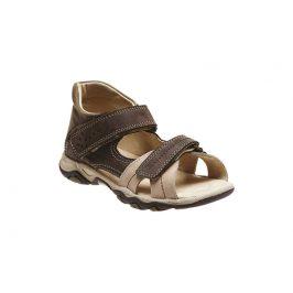 SANTÉ Zdravotní obuv dětská N/950/802/53/14 hnědá 33