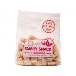 Family snack Family snack Jahoda 165 g