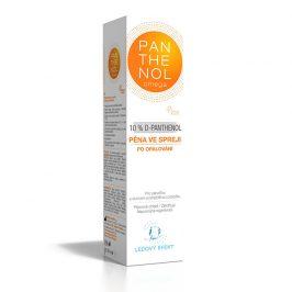 Omega Pharma Panthenol Omega pěna ve spreji s ledovým efektem 10% 150 ml