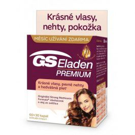 GreenSwan Eladen Premium 60 + 30 kapslí