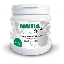 Goldim Iontia Sport s příchutí okurky 76 porcí