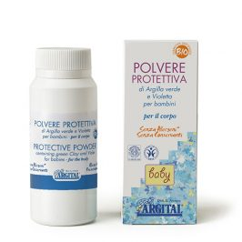 Argital ochranný hypoalergenní dětský pudr 60 g