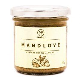 Natu Mandlové máslo pražené 300 g