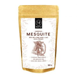 Natu Mesquite BIO prášek 180 g