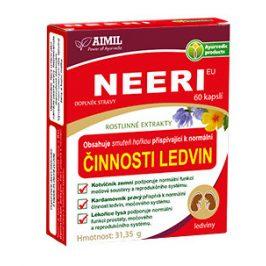 Aimil Pharmaceuticals NeeriEU 60 kapslí