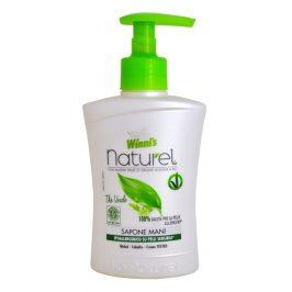 Winni´s NATUREL Sapone Mani The Verde tekuté mýdlo se zeleným čajem 250 ml
