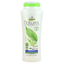 Winni´s NATUREL Shampoo The Verde šampon se zeleným čajem pro všechny druhy vlasů 250 ml
