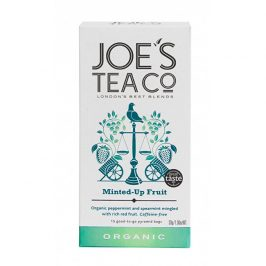 Joe´s Tea Co. Ovocný čaj s mátou BIO 15 pyramidek