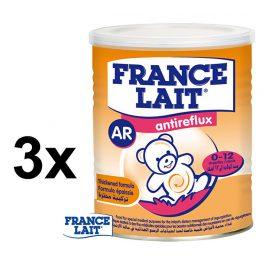 France Lait Dietní potravina při ublinkávání 0 - 12 měsíců 3 x 400 g
