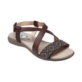SANTÉ Zdravotní obuv dámská EKS/153-30 Brown 40
