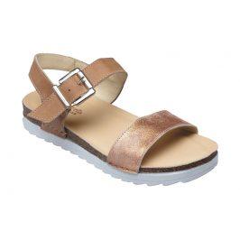 SANTÉ Zdravotní obuv dámská GI/08015 hnědá 37