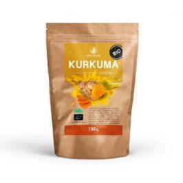 Allnature Kurkuma prášek Bio 100 g