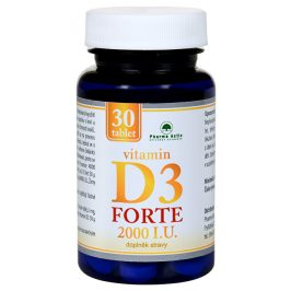 Pharma Activ Vitamin D3 Forte 2000 I.U. 30 tablet