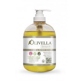 Olivella Tekuté mýdlo neparfémované 500 ml
