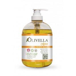 Olivella Tekuté mýdlo s vůní meruňky 500 ml