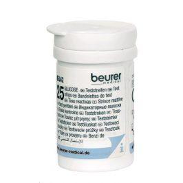 Beurer Testovací proužky 461.15 - SLEVA - poškozená krabička