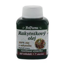 MedPharma rakytníkový olej 67 kapslí