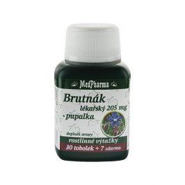 MedPharma Brutnák lékářský 205 mg + pupalka 30 tob. + 7 tob. ZDARMA