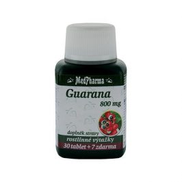 Med Pharma Guarana 800 mg 37 tablet