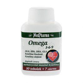 MedPharma Omega 3-6-9 37 kapslí