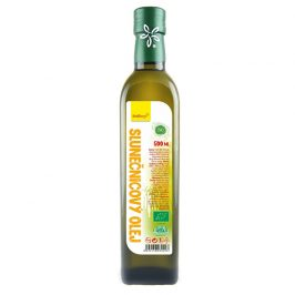 Wolfberry Slunečnicový olej BIO 500 ml