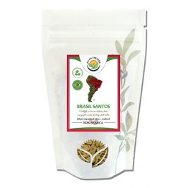 Salvia Paradise Káva - Brasil Santos zelená nepražená 250 g