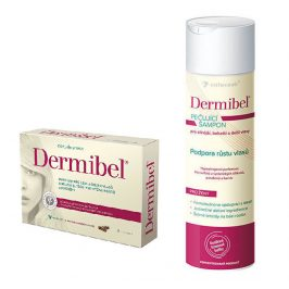 Guergi Dermibel pečující šampon pro ženy 200 g