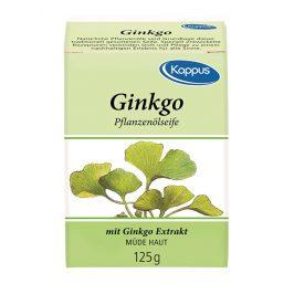 Kappus Mýdlo s přírodním olejem Ginko biloba 125 g