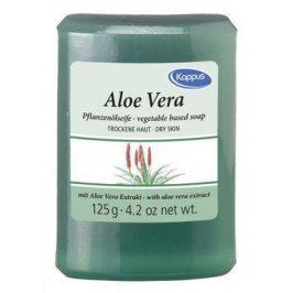 Kappus Mýdlo s přírodním olejem Aloe vera 125 g