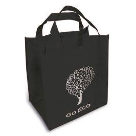 Kappus Nákupní taška GO ECO černá