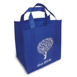 Kappus Nákupní taška GO ECO modrá