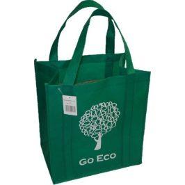 Kappus Nákupní taška GO ECO tmavě zelená